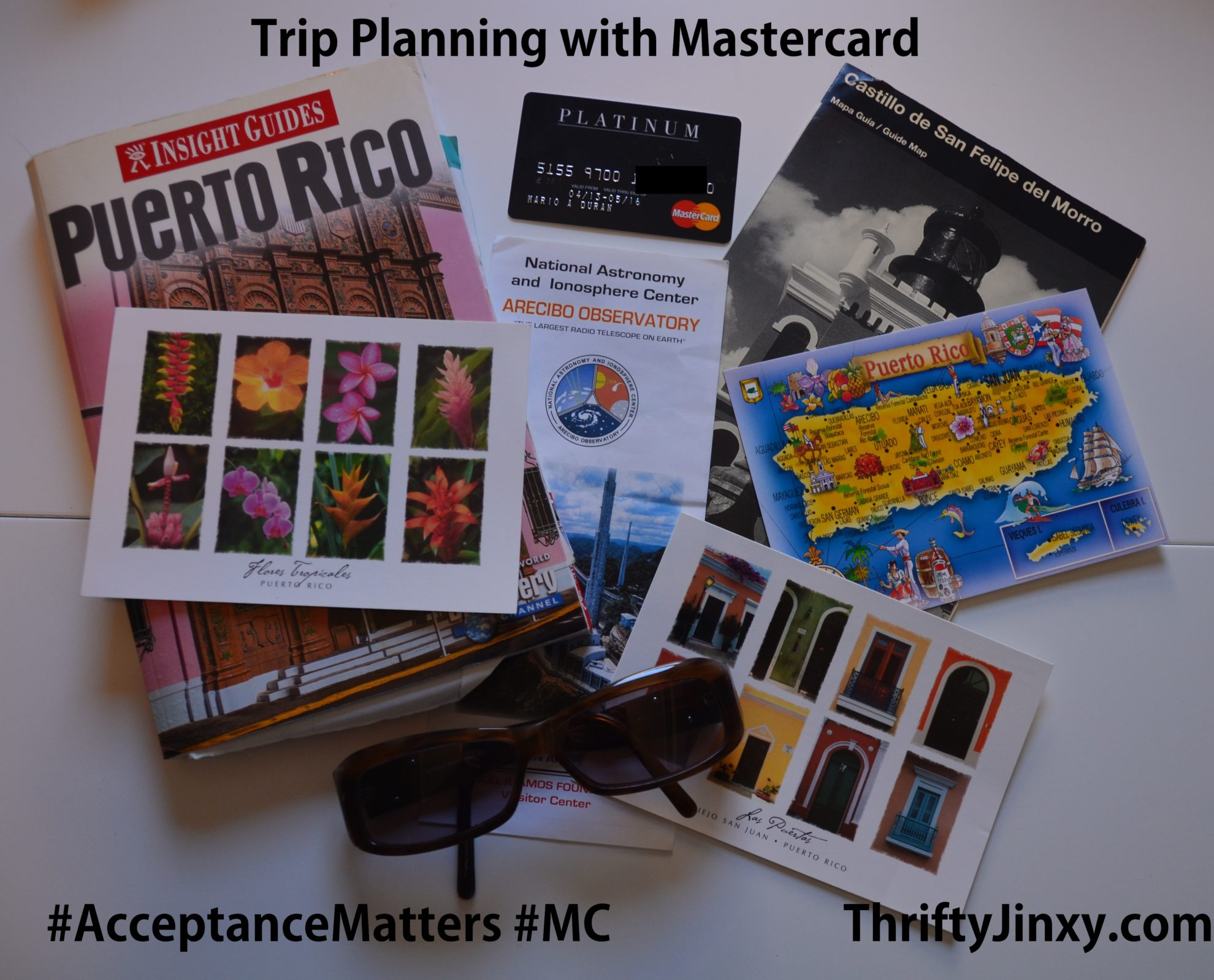 Our Visit to Puerto Rico – We Learned MasterCard is Accepted Everywhere! #AcceptanceMatters #MC
