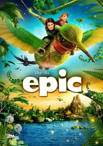 EPIC Coming to Blu-ray and DVD August 20th – Reader Giveaway