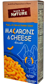 Back to Nature Mac Cheese