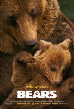 Disney Nature Bears Poster