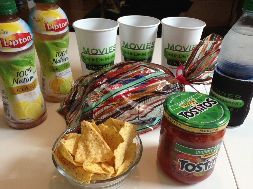 Summer Movie Party