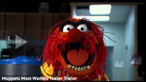 New Teaser Trailer for Disney's MUPPETS MOST WANTED Just Released