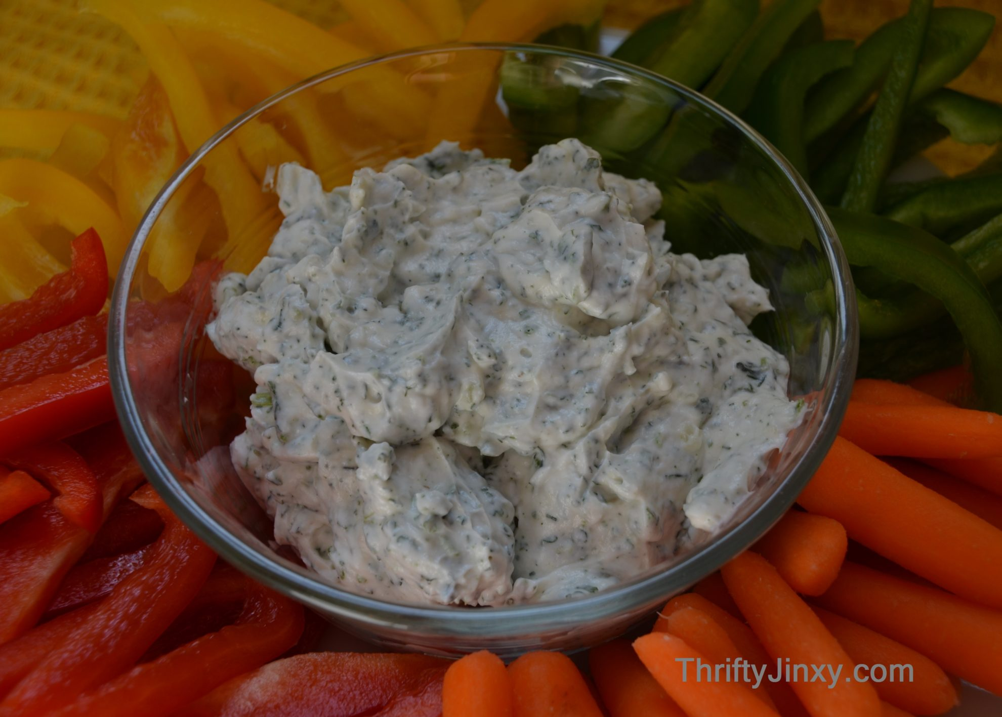 Easy Creamy Onion Dip Recipe – It's Low-Fat Too!