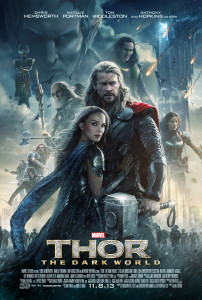 New MARVEL'S THOR: THE DARK WORLD U.S. Poster Available (Swoon!)