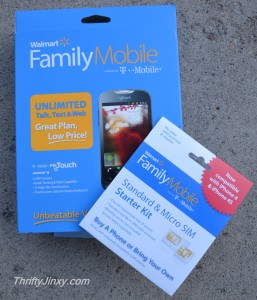 Spending Less on Bills and More on FUN with Walmart Family Mobile