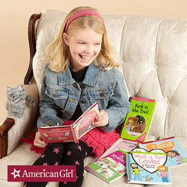 Zulily: American Girl Books Starting at $4.99! (Up to 45% Off!)