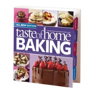 Taste of Home Baking Cookbook Only $14.99 with FREE Shipping