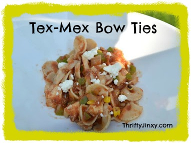 Summer Pastabilities with Hodgson Mill – Tex Mex Bow Ties Recipe
