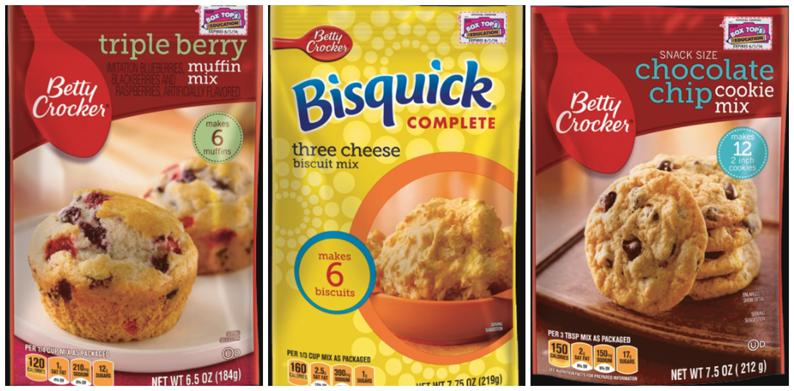 Betty Crocker Small Size Pouch Mixes – Review and Reader Giveaway!