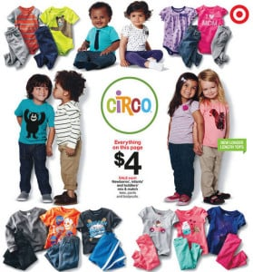 Circo Kid's Clothing only $3.40 Each at Target with Sale ...