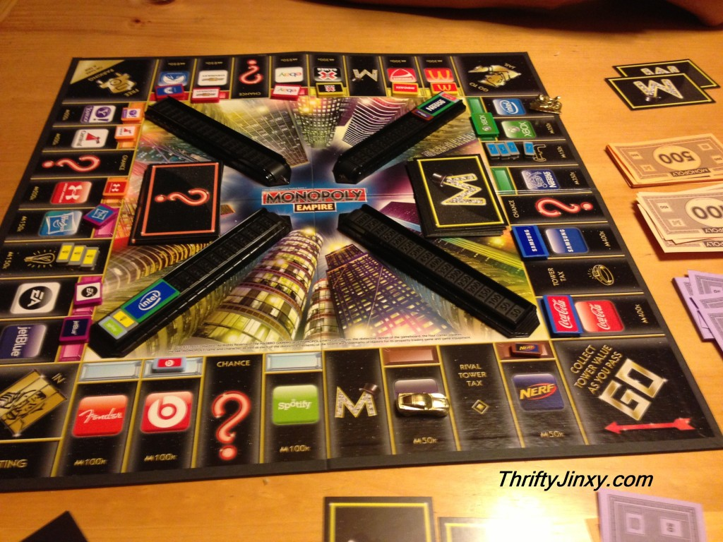 Monopoly Empire Game Board