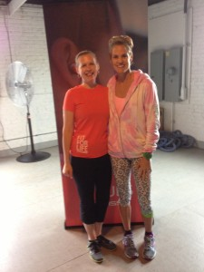My Workout with Olympian Dara Torres and Koss Fit Series Headphones