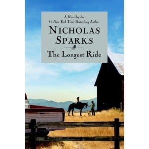 Nicholas Sparks New Book The Longest Ride + FREE Exclusive DVD Only $14 Shipped!