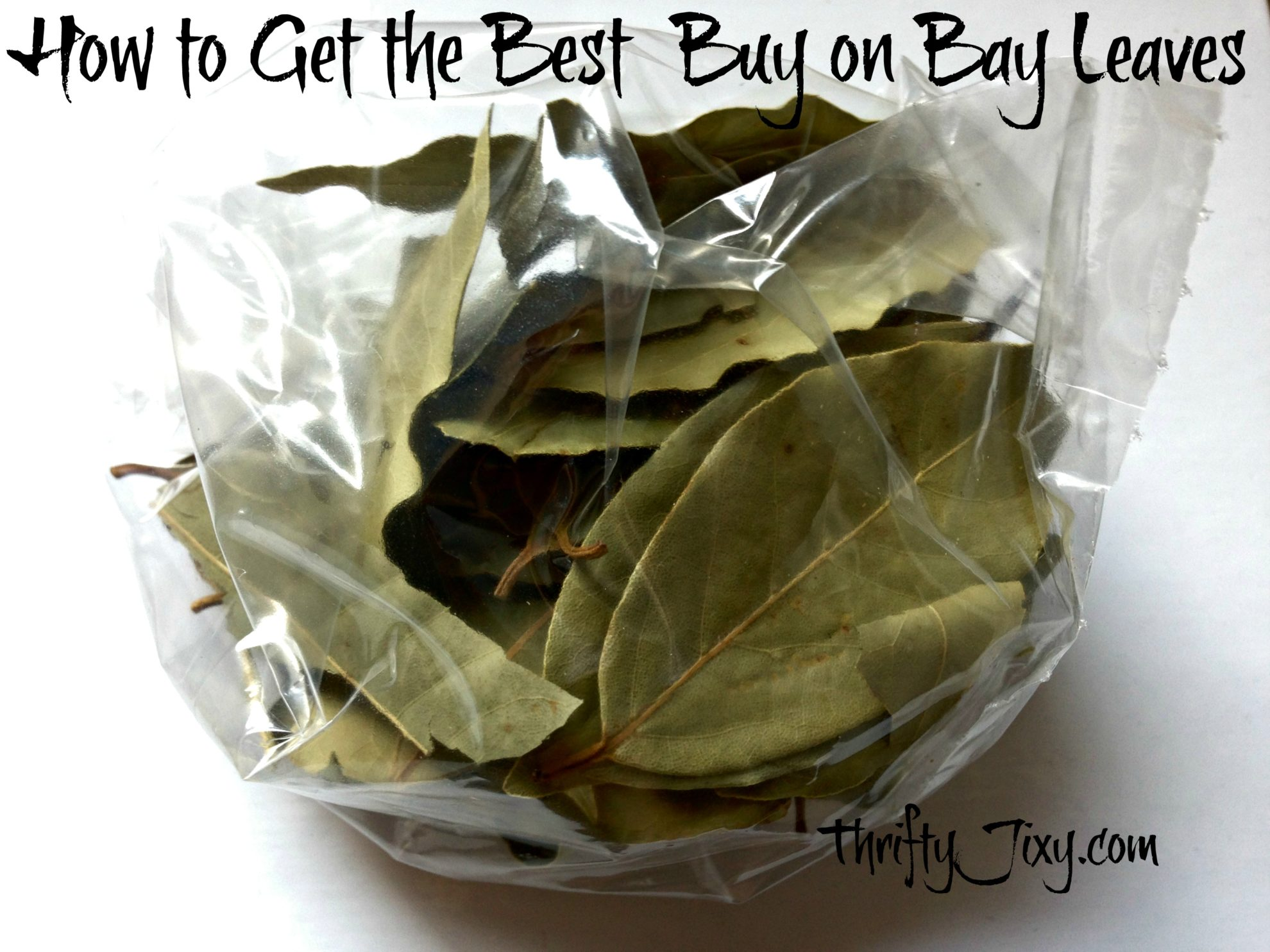 How to Get the Best Price on Bay Leaves