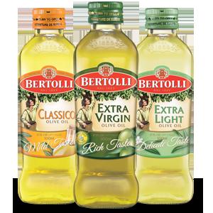 bertolli olive oils
