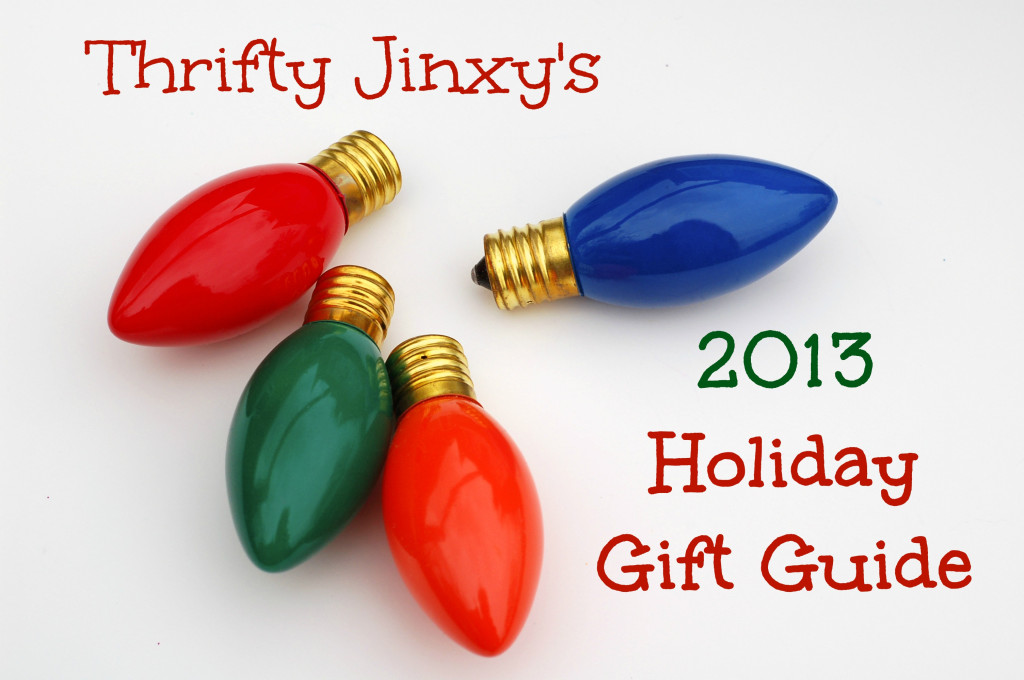2013 Holiday Gift Guide Submissions