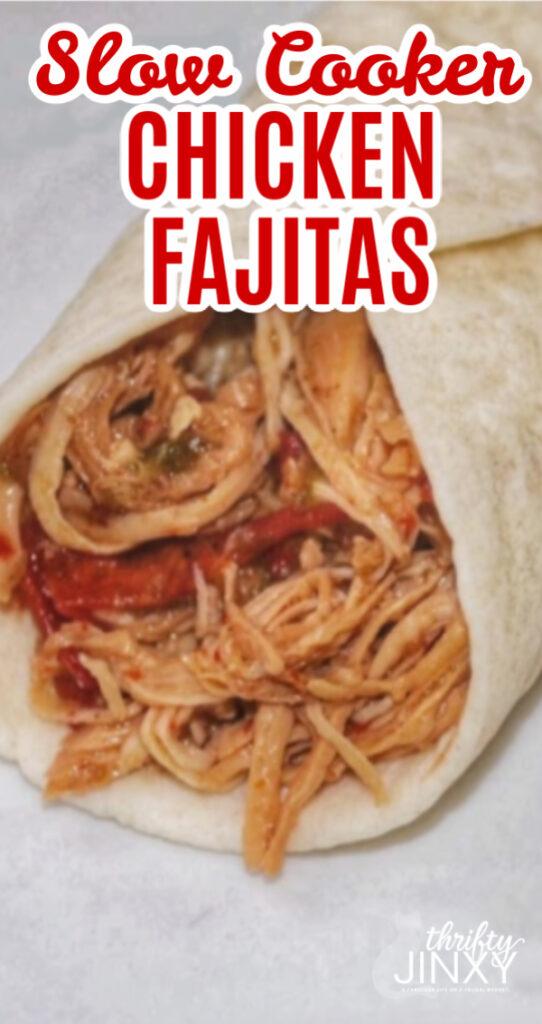 Slow Cooker Fajitas Recipe