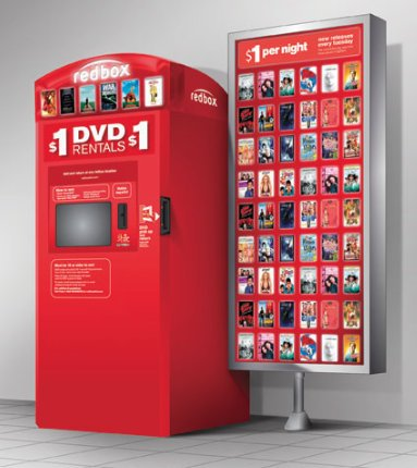 FREE Redbox Rental through 9/29! PLUS Free Trial on Unlimited Streaming Videos!