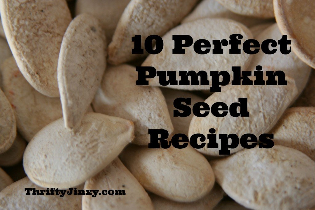 10 Delicious Pumpkin Seed Recipe Variations