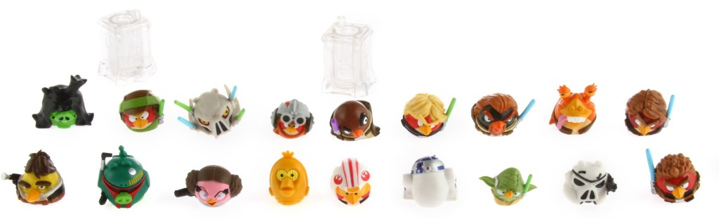 Star Wars Angry Birds Telepods