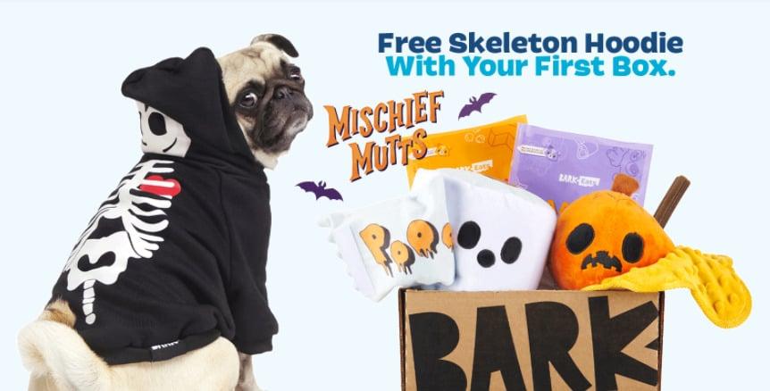 Halloween BarkBox