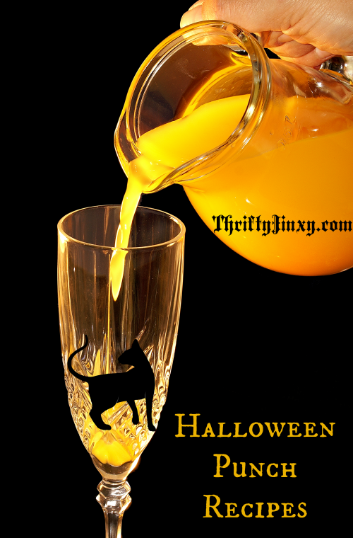 Halloween Punch Recipes Add Fun To Your Party Thrifty