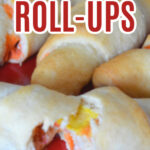 Reese's Pieces Roll-Ups