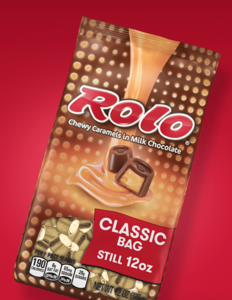Rolo Chocolate Candy