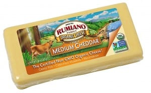 Celebrate Non-GMO Month with Rumiano Cheese – Reader Giveaway