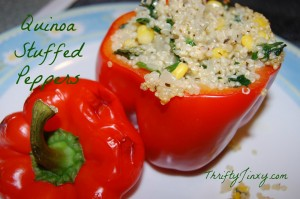 Quinoa Stuffed Peppers Recipe