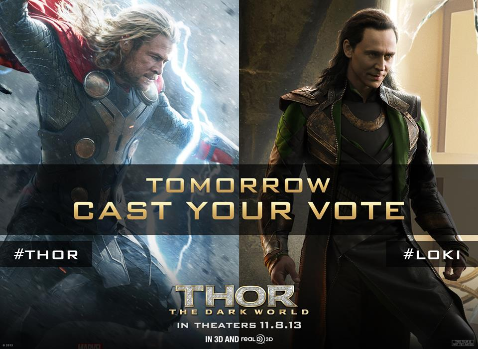 Thor: Treasures of Asgard Sweepstakes – Only 24 Hours to Enter!!