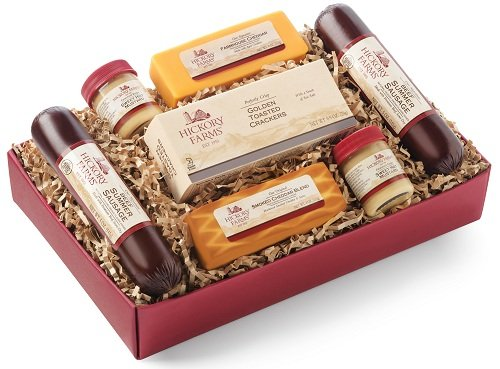 Creating Holiday Traditions with Hickory Farms – Reader Giveaway