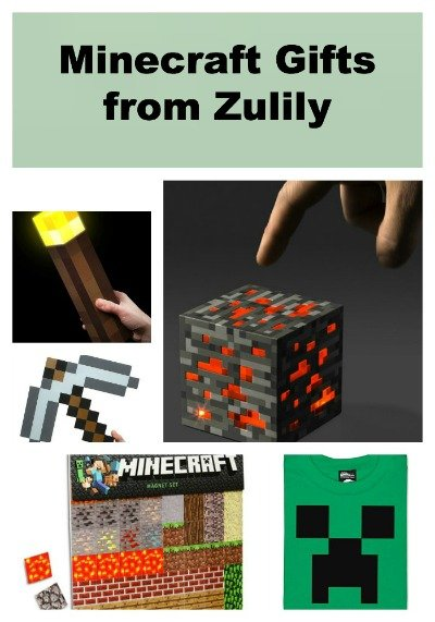Minecraft Gift Sale At Zulily Shirts Toys Accessories