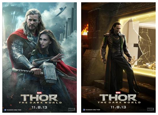 5 Things That Struck Me While Watching THOR: THE DARK WORLD – None of them Mjolnir!