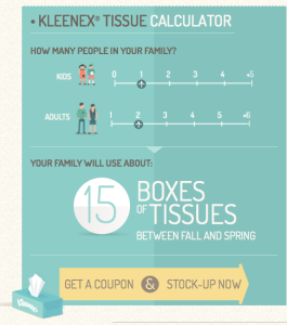 Tips for Surviving Cold & Flu Season from Kleenex