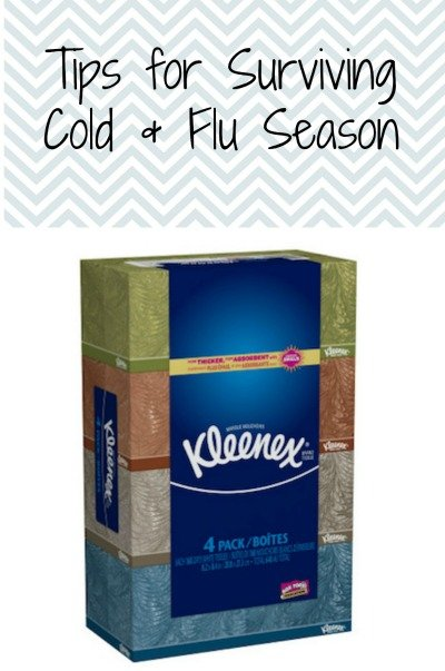 TIps for Surviving Cold and Flue Season