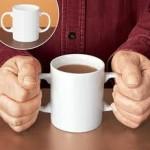 Two Handle Coffee Mug