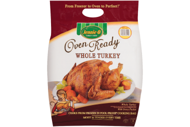 A Less Stressful Thanksgiving with Jennie-O Oven Ready Whole Turkey – Reader Giveaway