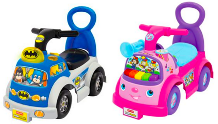 WOW! Fisher Price Ride On Cars only $20.39 Shipped! (reg $55)