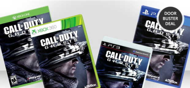 Call of Duty: Ghosts Game only $39.95 Shipped! (Reg $60 – Beats Black Friday Prices!)