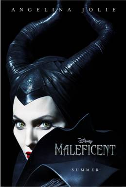 New Disney's MALEFICENT Trailer Starring Angelina Jolie