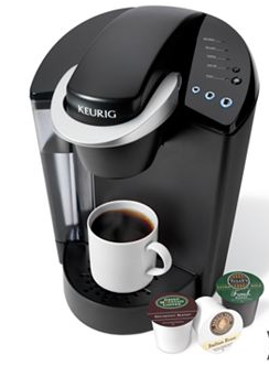 Keurig K45 Elite Single Cup Coffee Brewer only $69.99! (reg $150!)