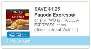 pagoda express coupon