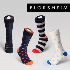 Florsheim dress socks