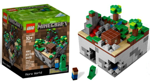 LEGO Minecraft World Set only $26.59 Shipped! (reg $50)