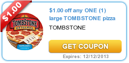 $ off Tombstone Pizza Coupons – Free Snatcher $ off Tombstone Pizza Coupons Become a fan of Tombstone Pizza on Facebook and you can get a $ off coupon. Tombstone Pizza Printable Coupons While you are on .