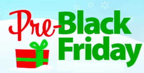 Pre-Black Friday Sale at Walmart THIS Friday! AND Updates to Their Holiday Ad Match Policy!