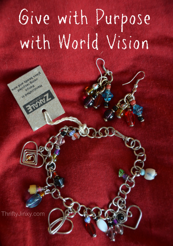 Give with Purpose with World Vision – Reader Giveaway