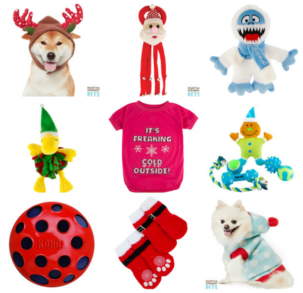 Holiday Gifts and Garb for Pets from PetSmart + Reader Giveaway ...