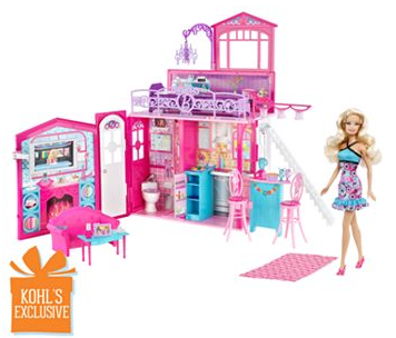 Up to 25% Off at Kohls = GREAT Deals on Barbie Items! (Starting at $5.09)